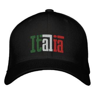 Gåvor för italien för Italia italienska lockälskar Broderad Keps