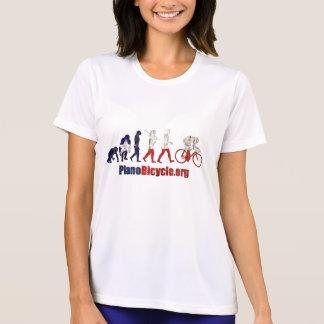 Gåvor för konstverk för evolution för Plano T-shirts