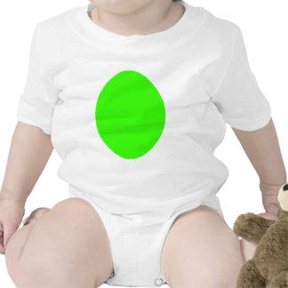 Gåvor för Lt MUSEUM Zazzle för äggheltäckandegrönt Body För Baby