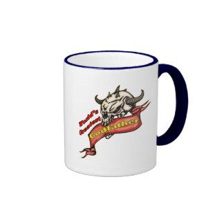 Gåvor för skallegudfaderfars dag kaffe kopp