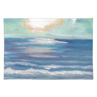 Gåvor för sol för surfa för hav för bordstablett