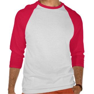 Gåvor för styvfarbaseballfars dag t shirt