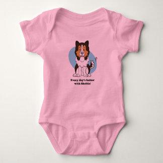 Gåvor och Merchandise för Shetland Sheepdog Tee Shirt
