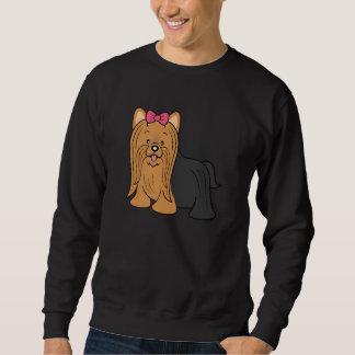 Gåvor och merchandise för Yorkshire Terrier Långärmad Tröja