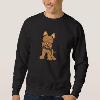 Gåvor och merchandise för Yorkshire Terrier Sweatshirt
