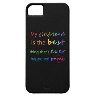 """Gay pride - """"är min flickvän """", iPhone 5 fodral"""