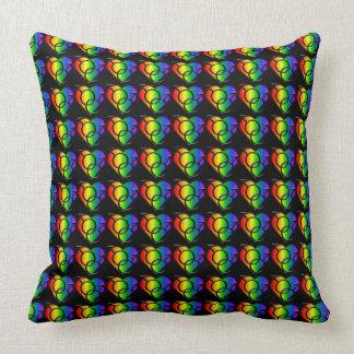Gay pride kudder manar dekorativ kudde för
