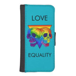 Gay pride! plånboksfodral för iPhone SE/5/5s