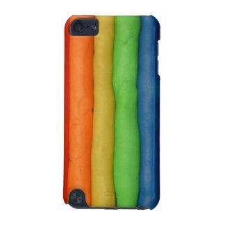 Gay pride - regnbågar i Squishy deg iPod Touch 5G Fodral