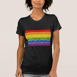 Gay pridefärger tee