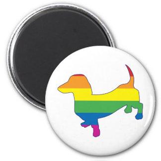 Gay pridetax/Wiener Magnet