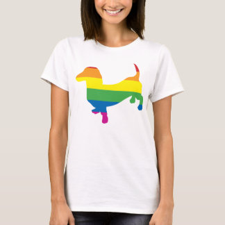 Gay pridetax/Wiener Tshirts