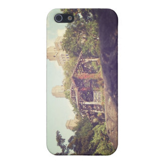 Gazebo Central Park, New York City iPhone 5 Cover