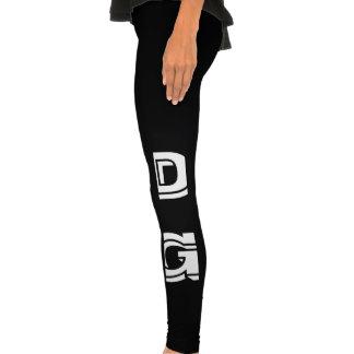GD - tjack Girl$ (damasker) Tights