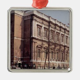 Ge en bankett för huset, Whitehall som byggas i Julgransprydnad Metall