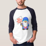 Ge Lutefisk en riskeraT-tröja T-shirt