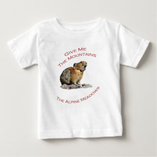 Ge mig bergen… Pika T-shirt