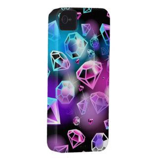 Ge mig fodral för diamantiPhone 4 precis iPhone 4 Case-Mate Skal