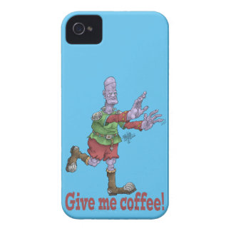 Ge mig kaffe! Fall Iphone4 Case-Mate iPhone 4 Case