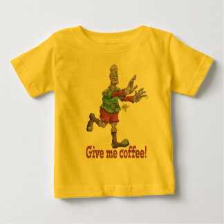 Ge mig kaffe! Shirt. T Shirt