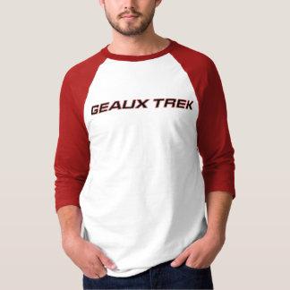 Geaux Trek Tee Shirts