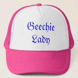 Geechie dam keps