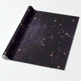 Geek för galaxstjärnautrymme presentpapper