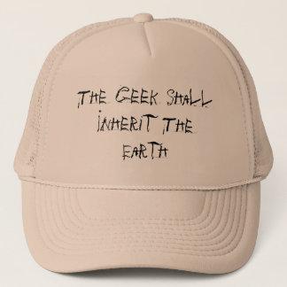 Geeken övertar jorden keps