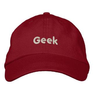 Broderade Geek