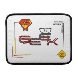 Geeks framåt! (1) MacBook sleeve