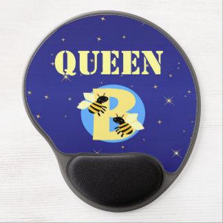 Gel Mousepad för drottningbignistra Gelé Mus-matta