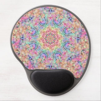 Gel Mousepad för Kaleidoscope för Hippie   Gel Musmatta