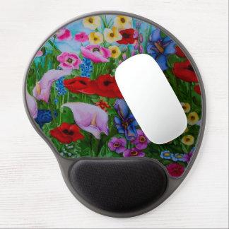Gel Mousepad - vattenfärg vid Kim bäckar Gelé Musmatta