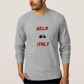 Gela italiensparkcykel t shirt