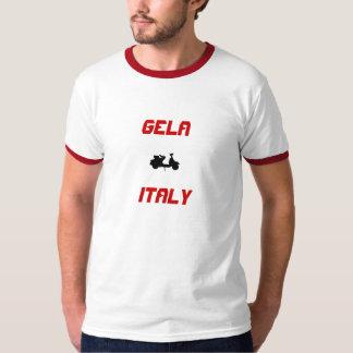 Gela italiensparkcykel tee shirts