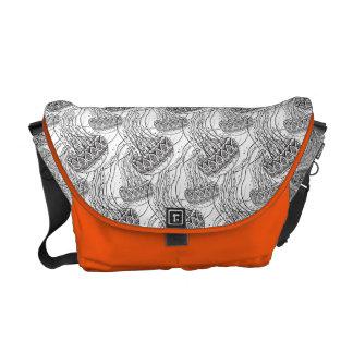 Geléfiskklotter Messenger Bag