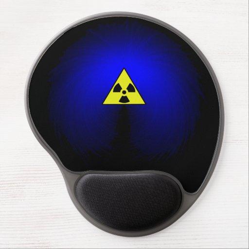 Gelen Mousepad radiosände aktiv vid highsaltire Gelé Musmattor
