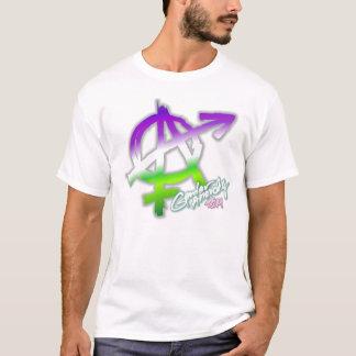 Genderanarki (bekläda trycket) - Genderqueer T Shirts