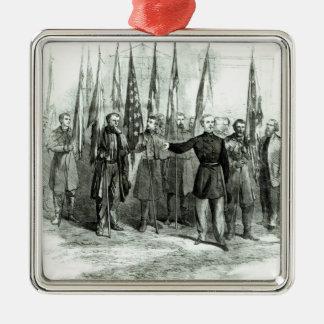 General Custer Julgransdekoration