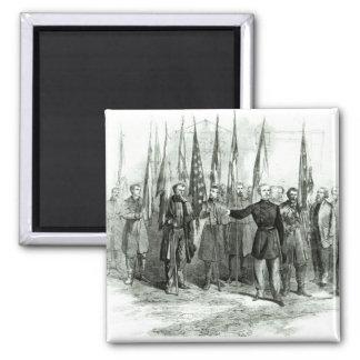 General Custer Magnet För Kylskåp