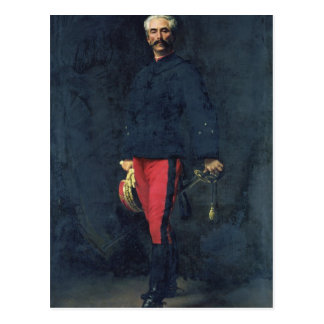 General Gaston Auguste Markis de Gallifet Vykort