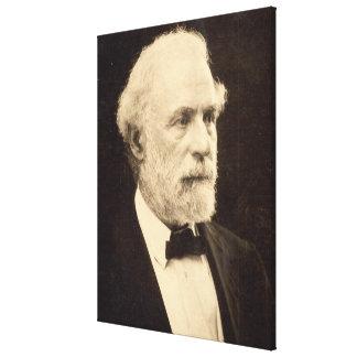 General Robert E. Lee i 1869 av Michael Miley Canvastryck