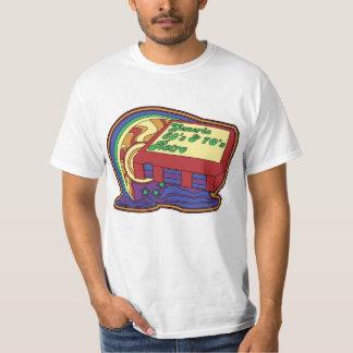 Generisk Retro 60-tal och 70-tal T Shirt