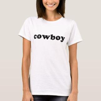 Generiska skjortor för Cowboy T Tee Shirt