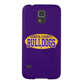Geneva County högstadium; Bulldoggar Galaxy S5 Fodral