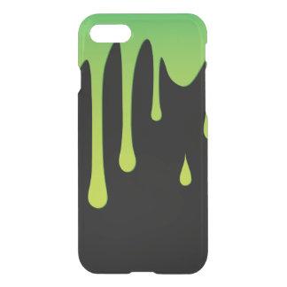 Genomblöt Slime iPhone 7 Skal