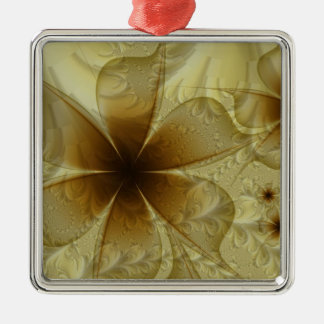 Genomskinliga Petals.jpg Julgransprydnad Metall