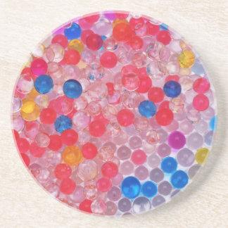 genomskinliga vattenbollar underlägg