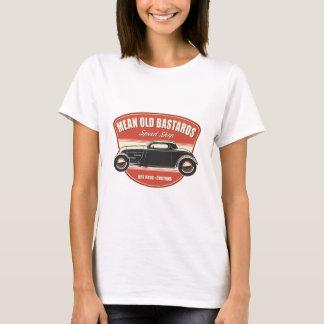 Genomsnittlig gammal oäktingCoupe T-shirt