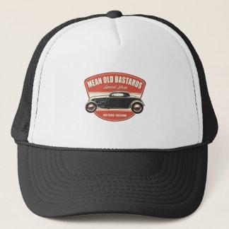 Genomsnittlig gammal oäktingCoupe Truckerkeps